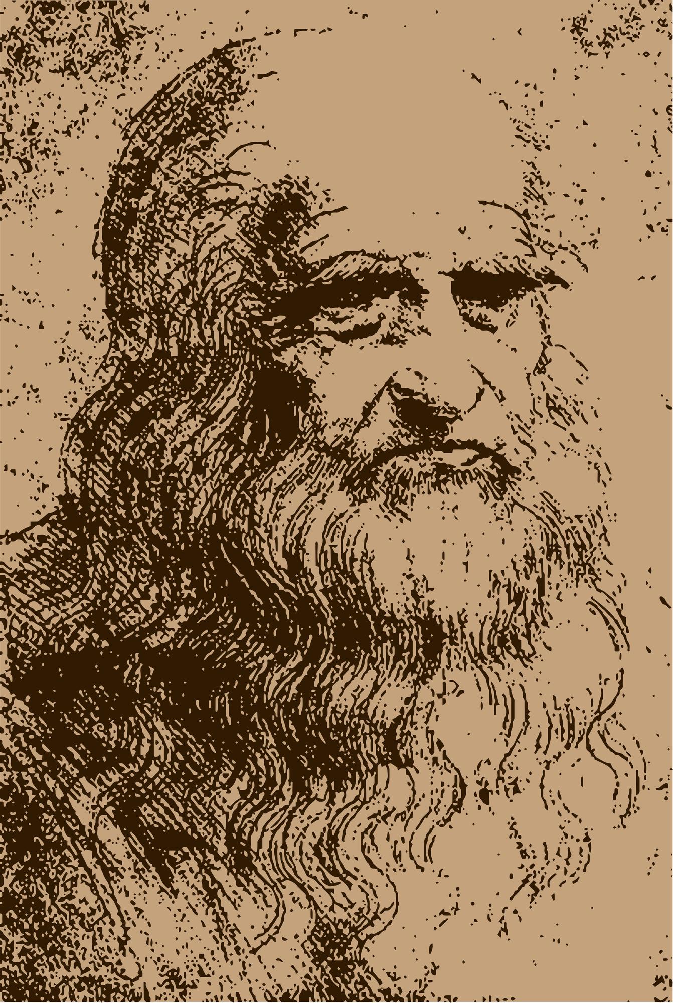 レオナルドダヴィンチの肖像画