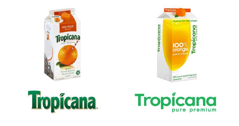 左が旧デザイン(今現在はデザイン変更されています)で、右が新しく提案されたデザイン。