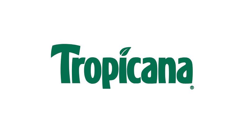現在のTropicanaのロゴ