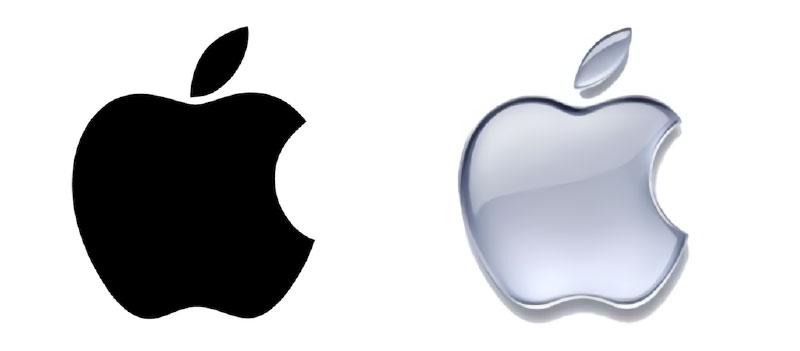 左:1998年〜のデザイン 右:2001年〜のデザイン