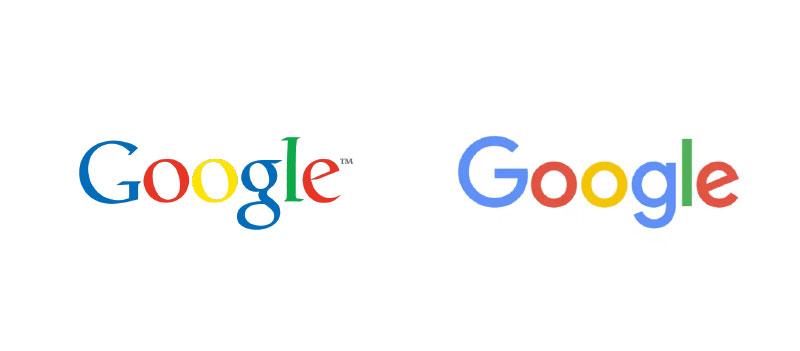 左:2013年〜のデザイン 右:2015年〜のデザイン
